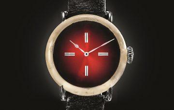 Christie's佳士得與H.Moser & Cie.亨利慕時聯手力挺瑞士製錶