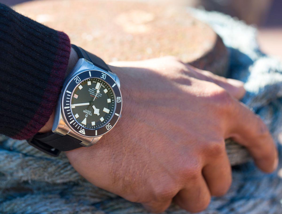 強悍腕錶換手戴:帝舵Pelagos LHD