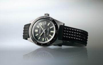 【2017巴塞爾報導】SEIKO以全新Prospex潛水錶向1965年誕生的精工、也是日本第一只潛水錶致敬
