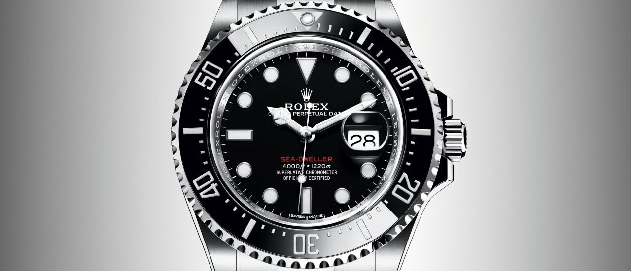 【2017巴塞爾錶展報導】勞力士推出Oyster Perpetual Sea-Dweller蠔式恒動海使型腕錶
