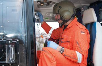 【2017巴塞爾錶展報導】Sinn EZM12 醫療救援任務設計錶款