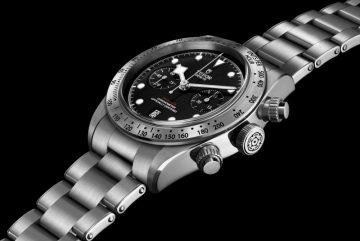 【2017巴塞爾錶展報導】Tudor推出Heritage Black Bay旗下第一款計時腕錶