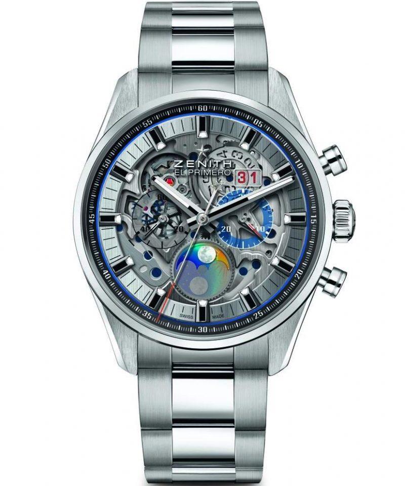 Chronomaster El Primero Grande Date Full Open腕錶,建議售價NT$397,700