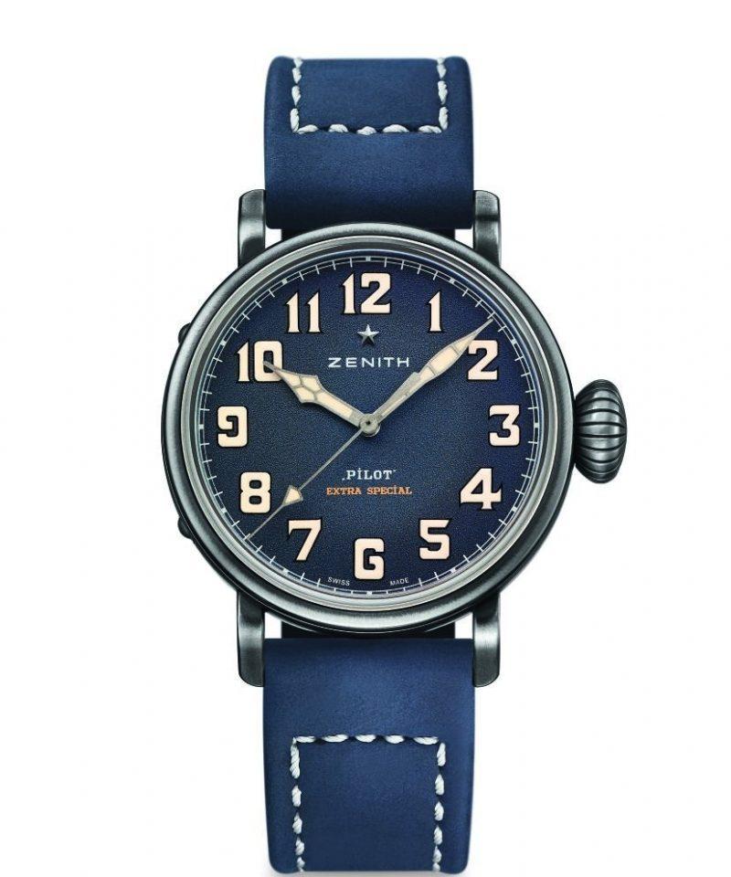 Pilot Type 20 Extra Special 40毫米腕錶藍色面盤款,建議售價NT$ 198,400