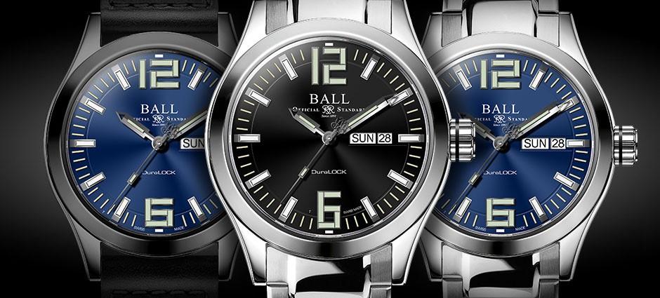 自發光面盤搭DuraLOCK專利龍頭,BALL Watch全新Engineer III King皇者系列推網上預購優惠價活動