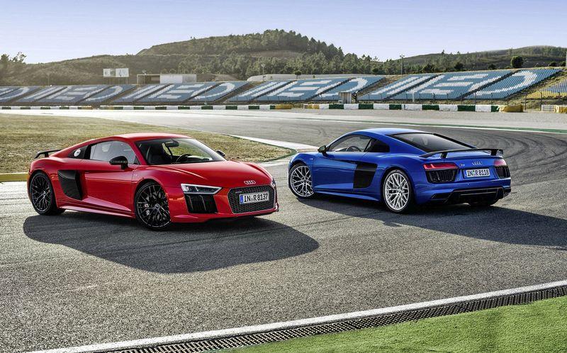 Audi買車揪甘心 送你到德國馳騁R8