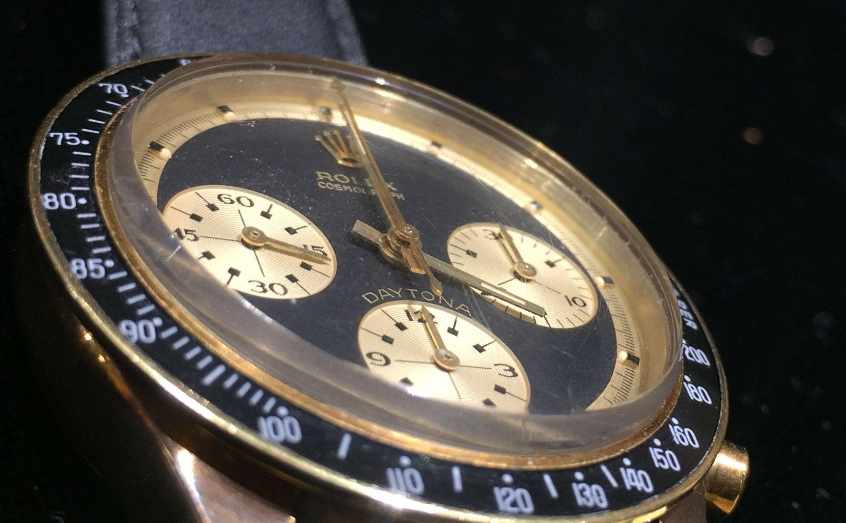跨越半世紀的Daytona保羅紐曼面盤錶款