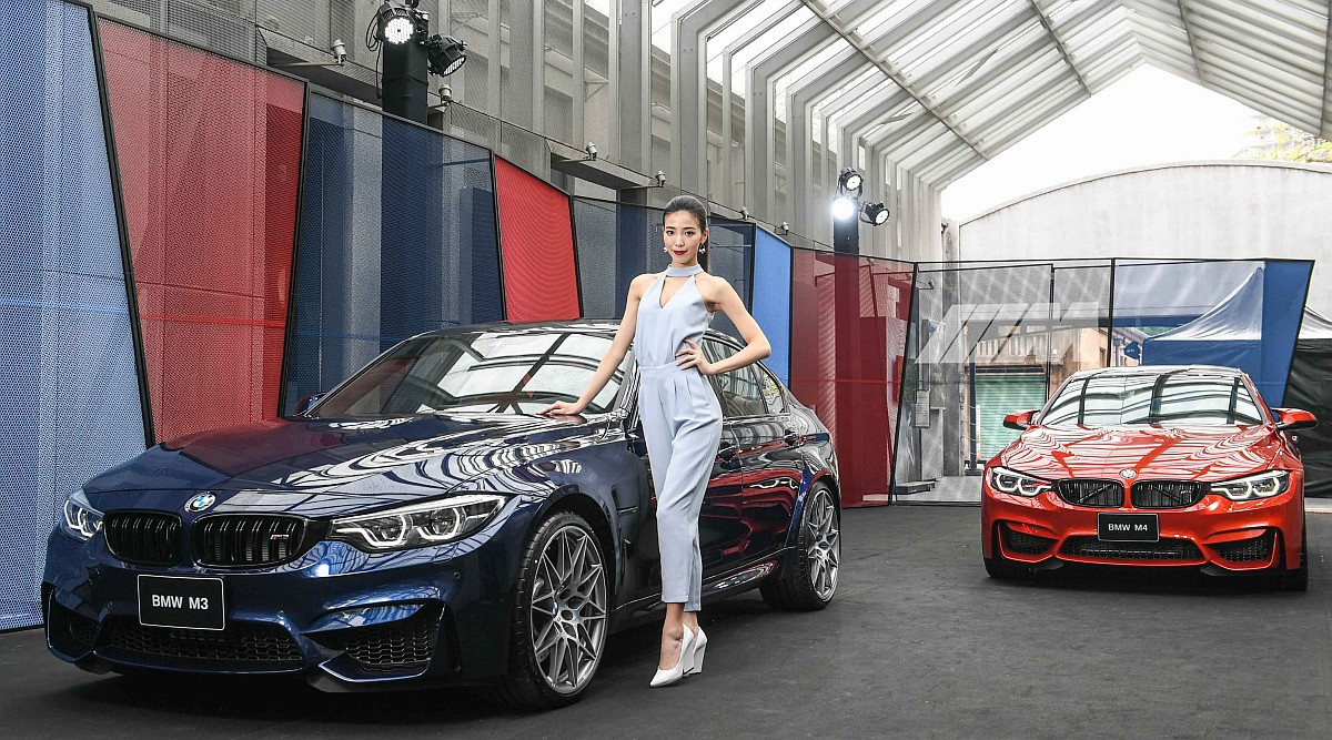 M式熱情:BMW 全新M3、M4在台上市