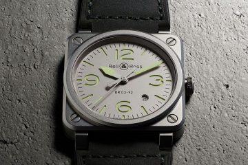 旅行者愛好的手錶:Bell & Ross BR03-92 Horolum與BR03-92 Horograph