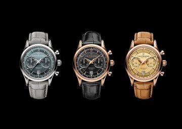 五分鐘完全了解寶齊萊2017巴塞爾錶展新作品