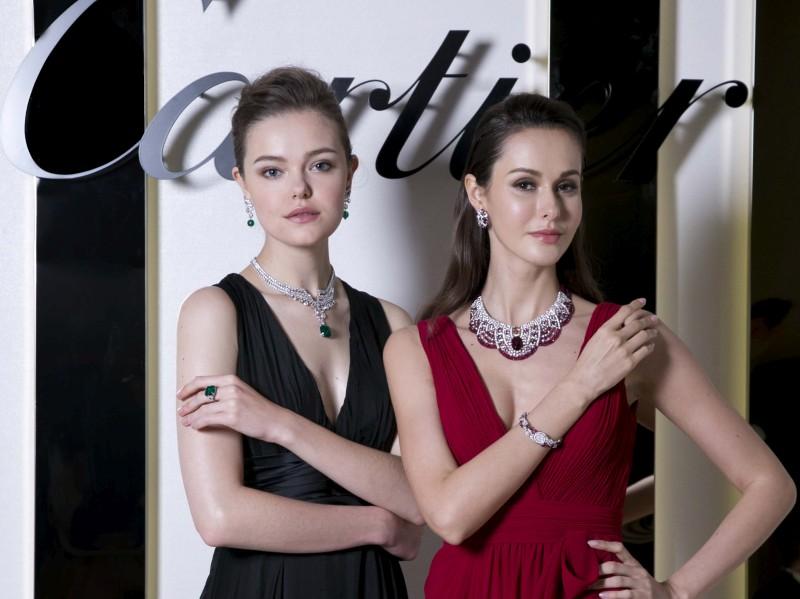 《Cartier Magicien》卡地亞珠寶魔法師頂級珠寶展