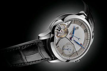 淋漓體現根本製錶理念:Greubel Forsey Balancier擺輪腕錶