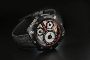 好來塢式非凡星際之旅:Hamilton漢米爾頓ODC X-03腕錶