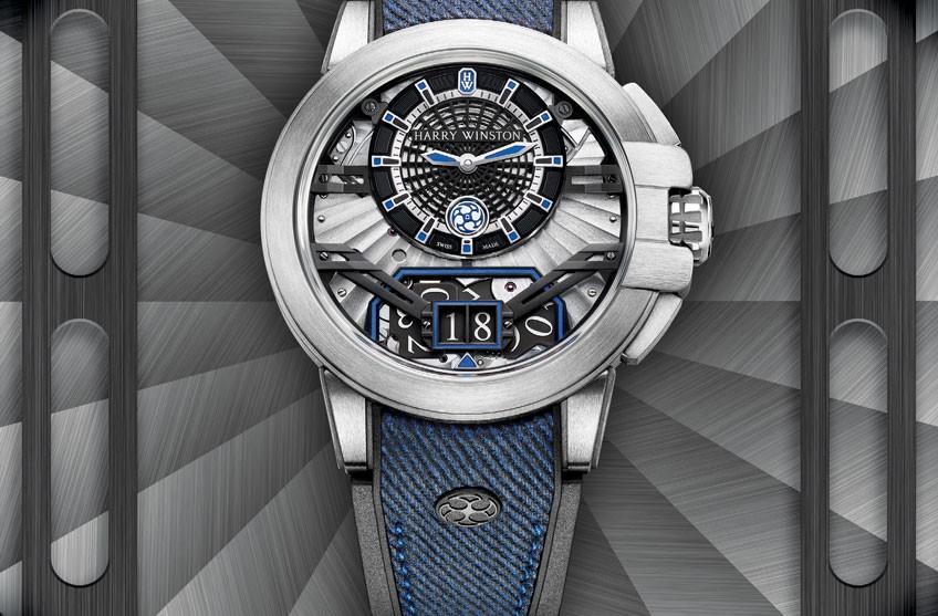 Harry Winston海瑞溫斯頓Project Z11腕錶