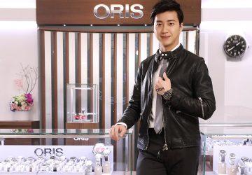 ORIS於板橋大遠百設立亞洲首家全新形象概念店
