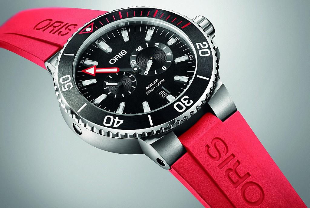 因為分秒都重要:ORIS推出全新Der Meistertaucher潛水校正錶