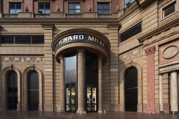 全球之最:RICHARD MILLE 台北文華精品旗艦店隆重開幕