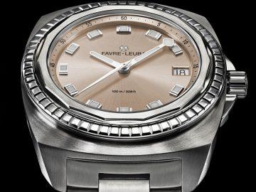 持續征服:域峰表Favre-Leuba推出Raider Bivouac 9000與Sea Bird新款腕錶