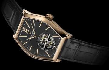 江詩丹頓Malte系列陀飛輪和小型號腕錶