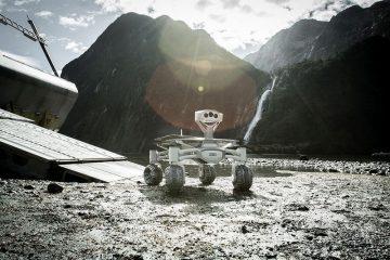 跟著奧迪上月球 Audi Lunar quattro伴科幻大導登太空