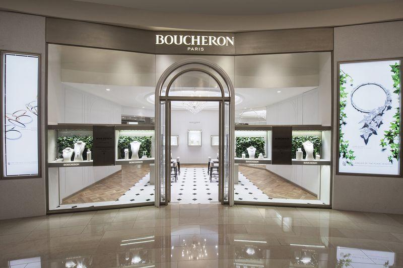 BOUCHERON迎接160週年 台北101全新旗艦店揭序曲