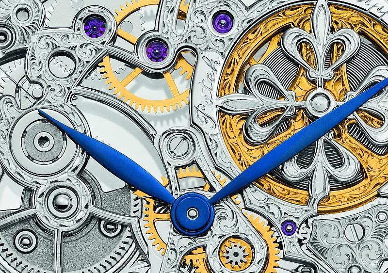 唯有精雕細琢 才足以萬年傳家:5180/1R Skeleton 鏤空錶、5940R和7140G Ladies First萬年曆腕錶