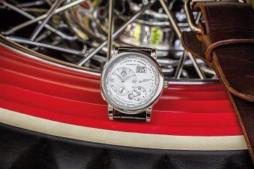 朗格參與2017年度Concorso d'Eleganza古董車展