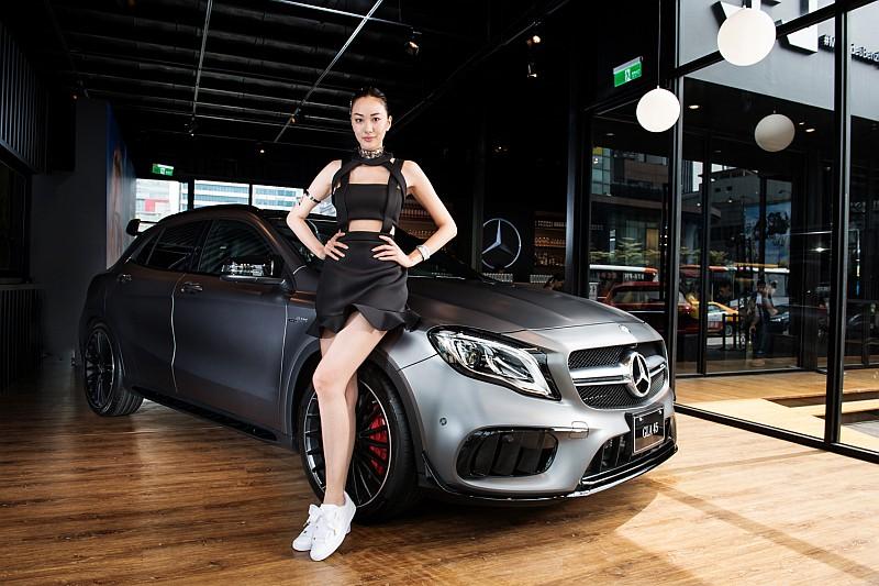 Mercedes-Benz 「The new GLA不止於此」全新改款個性登場