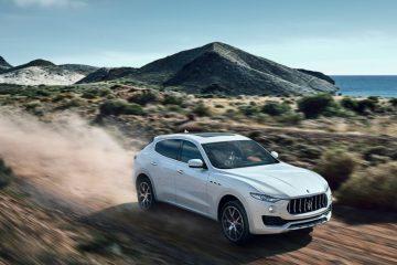 Maserati Levante S Sport狂野登場