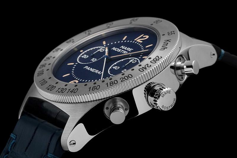 神秘歷史的全新詮釋:沛納海Mare Nostrum Acciaio-42毫米精鋼腕錶PAM00716