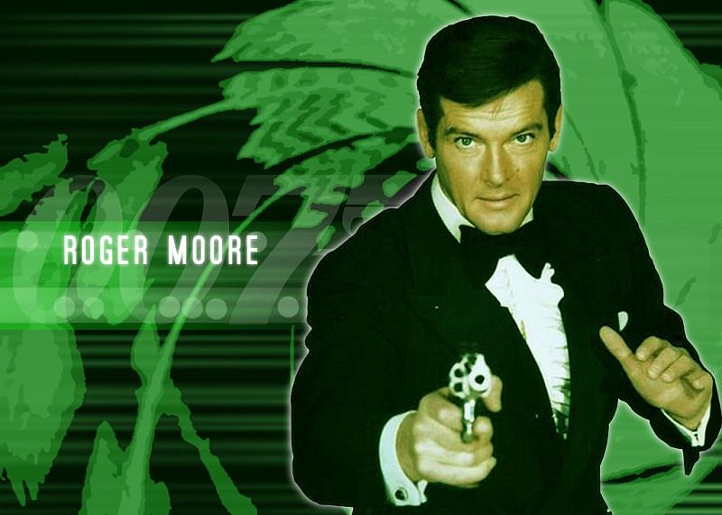 第3任「007情報員」、英國資深影星羅傑摩爾辭世