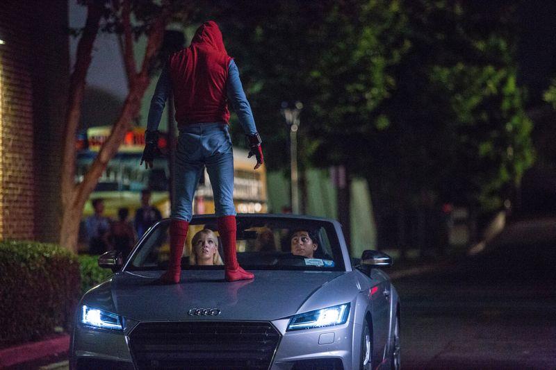 Audi A8自動駕駛魅力 蜘蛛人告訴你