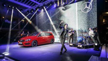頂尖聯手:Mercedes-Benz 攜手 Live Nation 理想國打造流行樂星盛事帝國