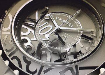 CHANEL J12 Graffiti 腕錶