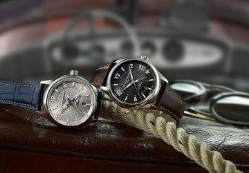 向優雅時代致敬:康斯登Runabout賽艇系列腕錶2017新品發布