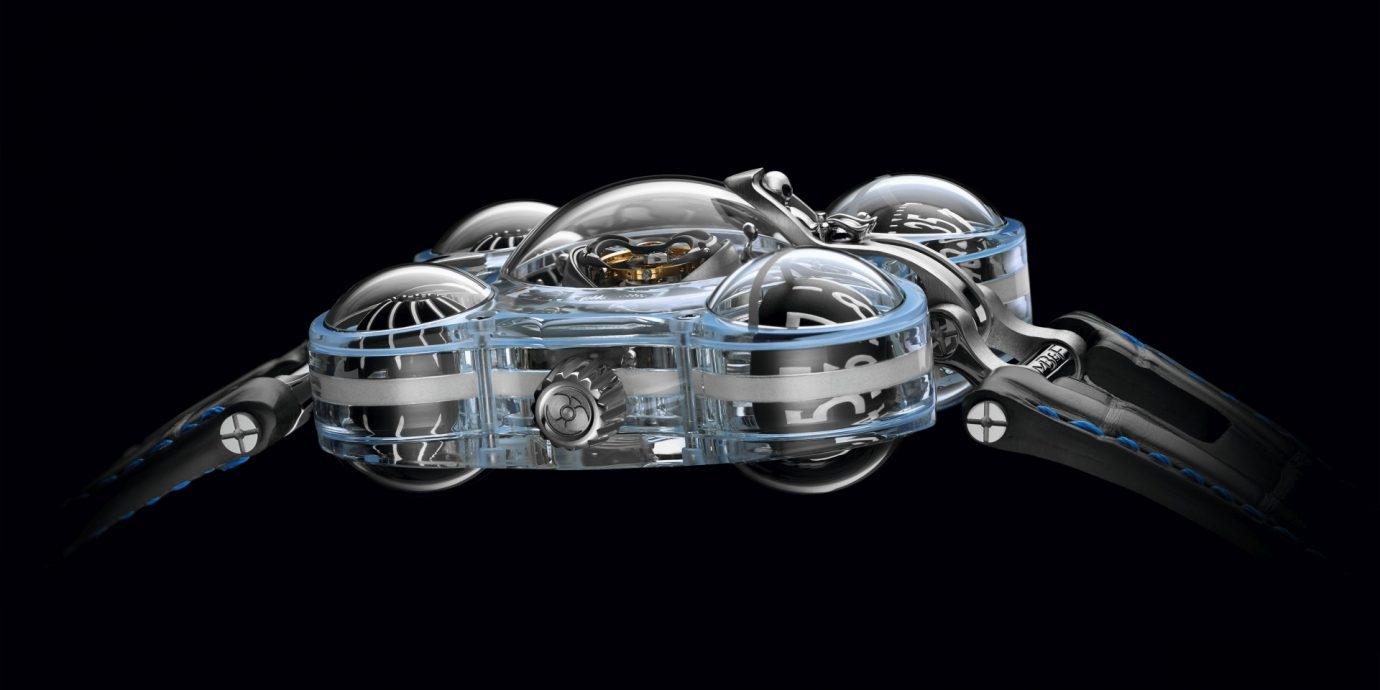外星人來襲:MB&F Horological Machine N°6 系列隆重推出 Alien Nation款式
