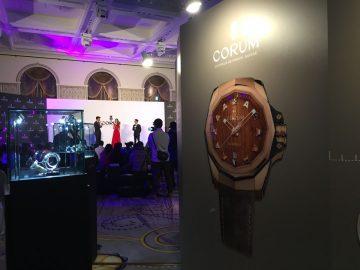 開啟創新之門的鑰匙:Corum崑崙錶大軍抵台!