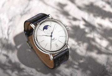 IWC柏濤菲諾全新系列腕錶抵台上市