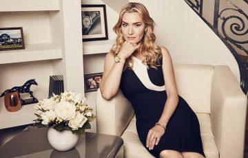 浪琴表與奧斯卡影后暨浪琴表全球優雅代言人Kate Winslet打造公益聯名錶款- 凱特.溫斯蕾旗艦系列復刻腕錶