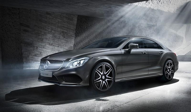 耀眼於型:Mercedes-Benz CLS 400運動版極智上市