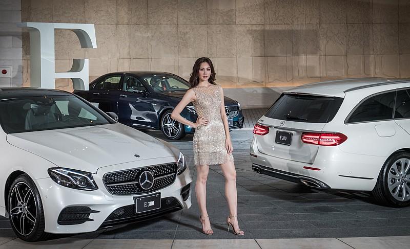 奔馳美智力:Mercedes-Benz全新 E-Class Coupé絕美現身