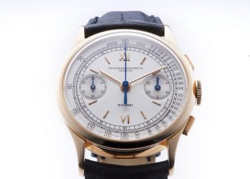 古董錶修復技藝!江詩丹頓的收藏家系列古董時計