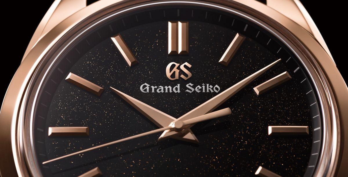 暗夜中的星空:Grand Seiko全新Spring Drive 8日鍊腕錶