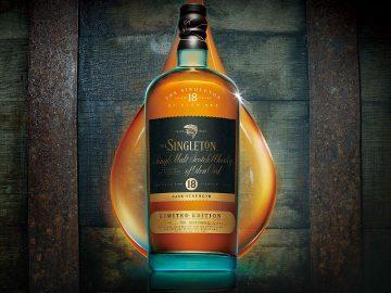 58.4度絕版真實鉅獻:蘇格登18年單一麥芽威士忌原酒