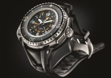 極致完美的頂級傑作:BLANCPAIN X FATHOMS 締造頂級機械潛水錶全新高度