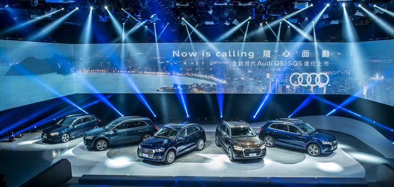 Audi Q5新二代 動能升級 安全一把罩
