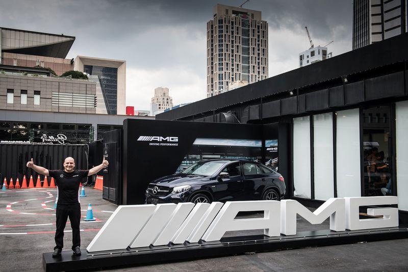 稱霸PS4賽車 開Mercedes-AMG美夢成真