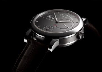 超強動力,制霸十年無人能比:A. Lange & Söhne Lange 31推出18K白金錶殼灰色面盤款式