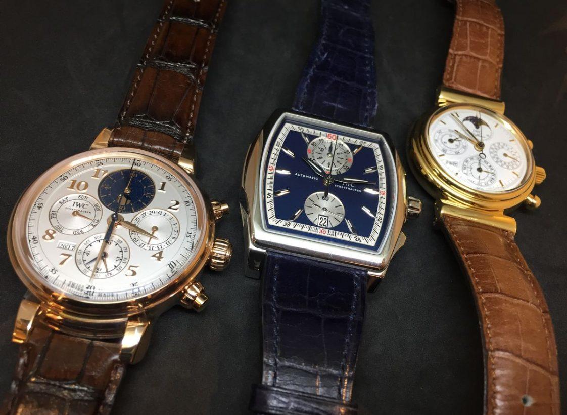 達文西系列自誕生以來,經歷多次酒桶形及圓形錶殼的轉變。