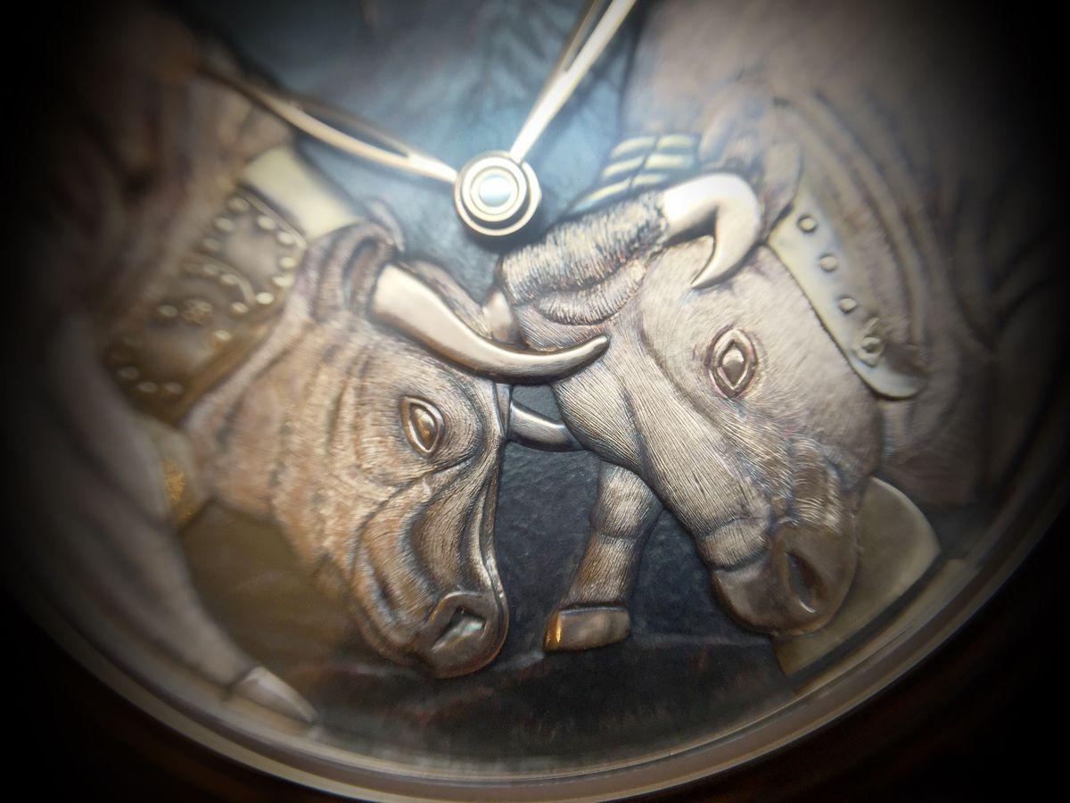 關於瑞士鬥牛,寶鉑這麼做……